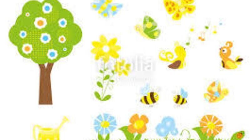 Clipart birds bees butterflies vector transparent library Jun 18 · Creating a Year-Round Buffet for Bees, Butterflies and ... vector transparent library