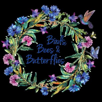 Clipart birds bees butterflies clip art transparent download Birds, Bees & Butterflies clip art transparent download