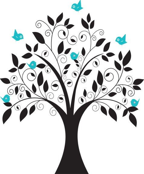 Clipart birds tree svg clip art transparent 1000+ images about SVG Files on Pinterest | Cutting files, Clip ... clip art transparent