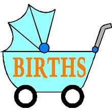 Clipart birth announcement image free library Free Newborn Announcement Cliparts, Download Free Clip Art, Free ... image free library