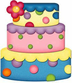 Clipart birthday cake images
