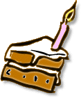 Clipart birthday cake slice clipart free download Birthday Cake Slice Clipart | Clipart Panda - Free Clipart Images clipart free download