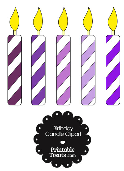 Clipart birthday candle vector Clipart birthday candle - ClipartFest vector