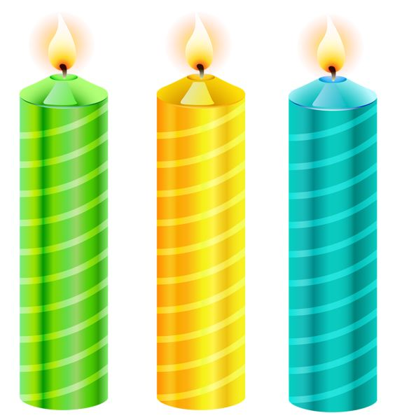 Clipart birthday candle graphic freeuse Birthday Candles PNG Clipart Image   happy birthday   Pinterest ... graphic freeuse