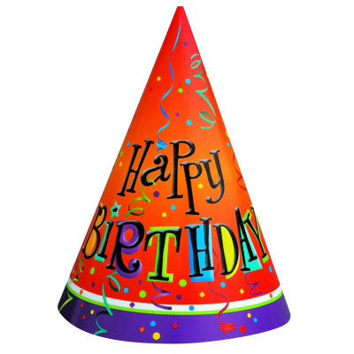 Clipart birthday hat vector freeuse stock Download BIRTHDAY HAT Free PNG transparent image and clipart vector freeuse stock