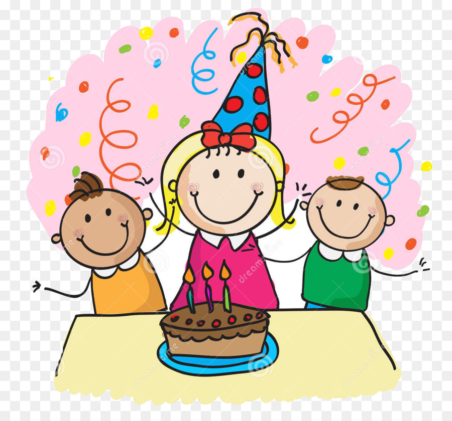 Clipart birthday party pictures image free library Birthday Party Hat clipart - Party, Birthday, Child, transparent ... image free library