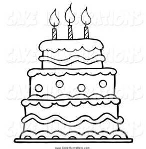 Clipart birthday photos with kids at a cake picture black and white stock cake clipart black white - Bing images | Bakery Clipart | Cake ... picture black and white stock