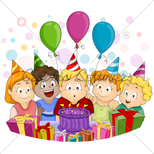 Clipart boy birthday png free stock 59+ Clipart For Birthdays | ClipartLook png free stock