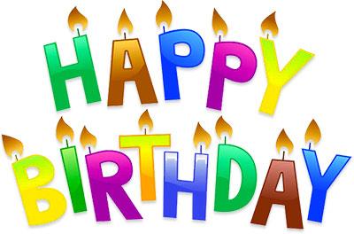 Clipart birthday clip art free Free Birthday Clipart - Animated Birthday Clipart - Graphics clip art free