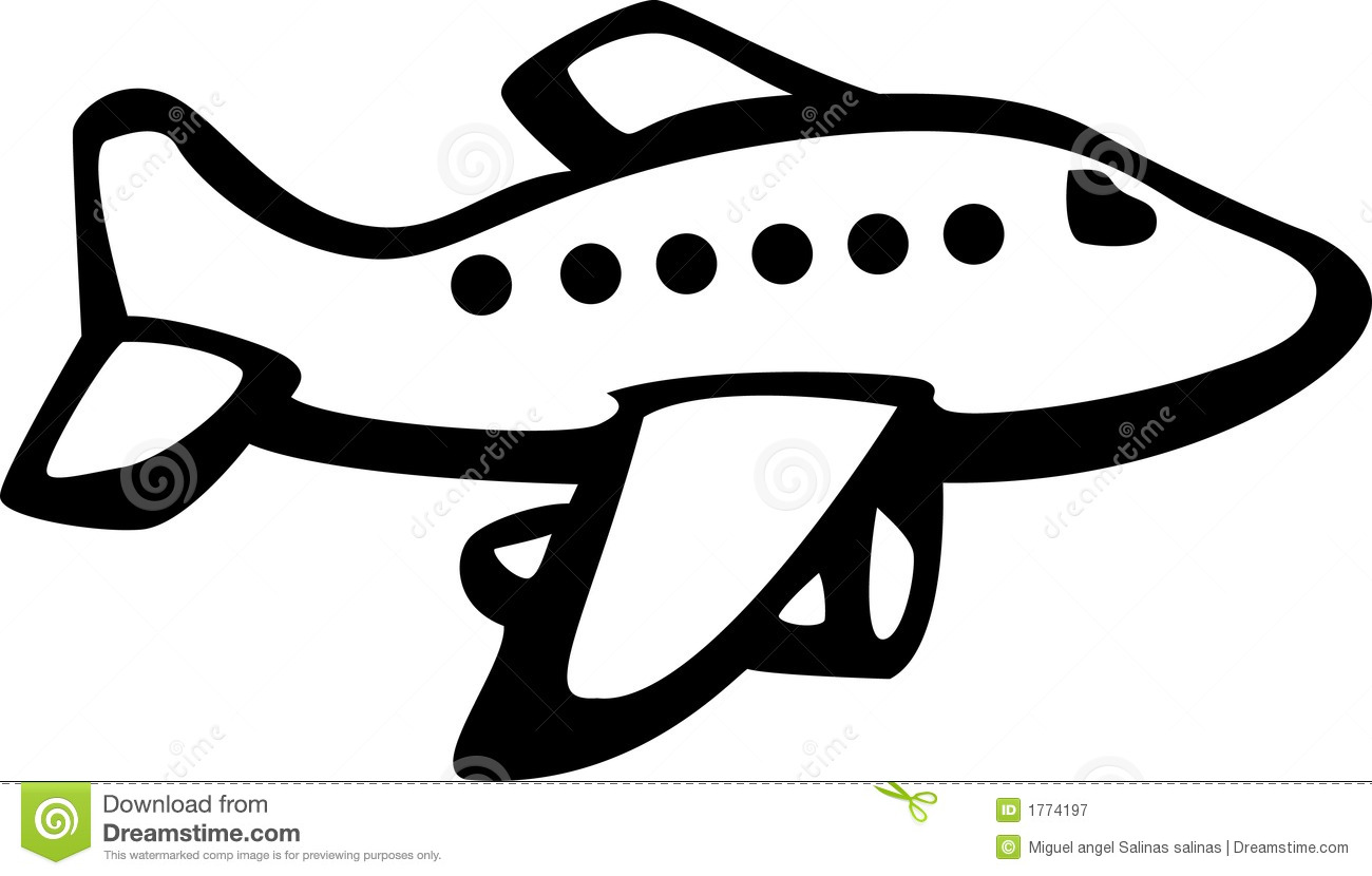 Clipart black and white airplane clipart stock Airplane Clipart Black And White   Clipart Panda - Free Clipart Images clipart stock