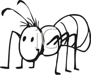 Clipart black and white ant svg download Black and White Ant Clipart   Clipart Panda - Free Clipart Images svg download