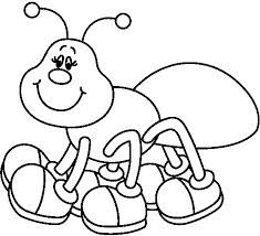 Clipart black and white ant png black and white stock ant clipart black and white - Google Search   Coloring pages   Clip ... png black and white stock
