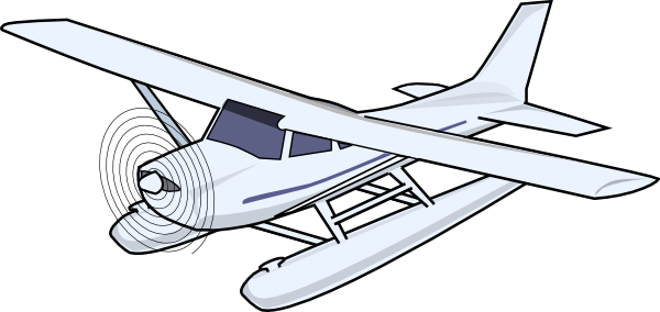Clipart black and white beaver floatplane library Image result for seaplane drawing   Class project - Seattle ... library