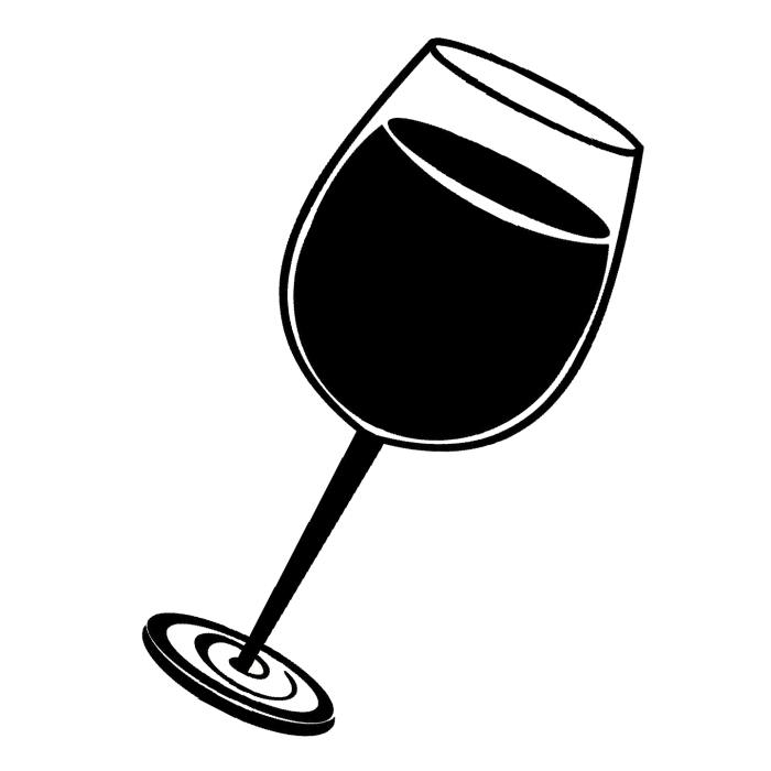 Clipart black and white drink glass png image black and white library Wine Feminism Page Black And White Wine Glass Png Vector, Clipart ... image black and white library