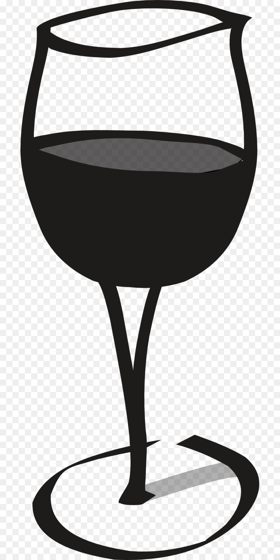 Clipart black and white drink glass png image library stock Champagne Bottle png download - 960*1920 - Free Transparent Wine png ... image library stock