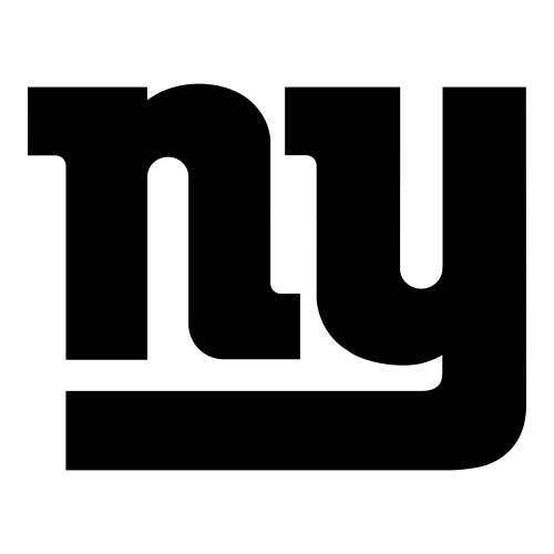 Clipart black and white giants logo png stock Black CAD-CUT New York Giants Primary Logo 1961-1974 heat ... png stock