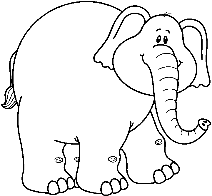 Elephant black and white clipart jpg library stock Elephant black and white elephant clipart free download clip art on ... jpg library stock