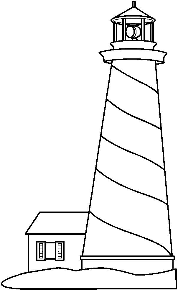 White lighthouse images clipart clipart transparent Black and White Lighthouse Clip Art | Bulletin board | Lighthouse ... clipart transparent