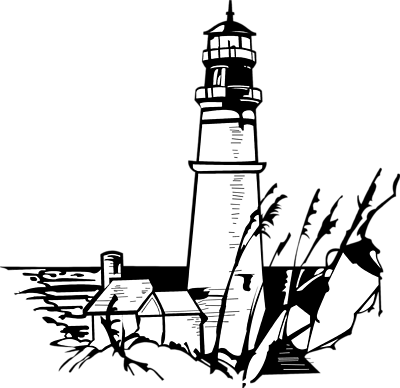 Clipart black and white lighthouse black and white Free Free Lighthouse Clipart, Download Free Clip Art, Free Clip Art ... black and white