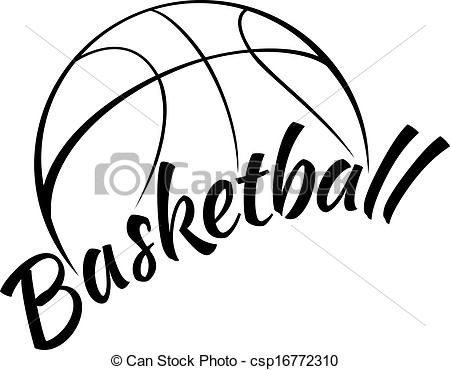 Clipart black and white logo clip black and white stock 17 Best ideas about Basketball Clipart on Pinterest | Basketball ... clip black and white stock