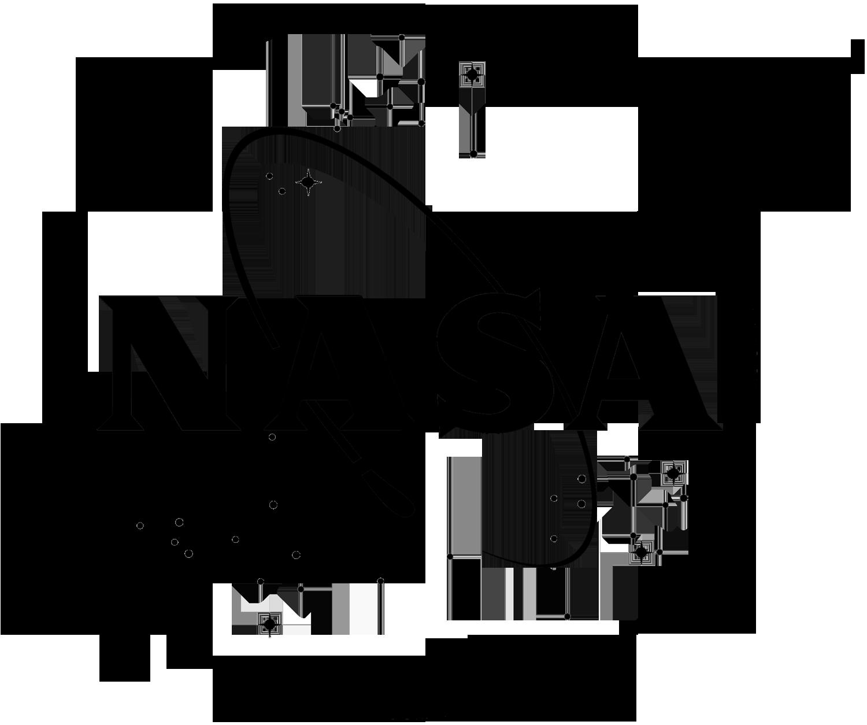 Clipart black and white logo vector transparent download Arizona Space Grant Consortium Logos | Arizona Space Grant Consortium vector transparent download