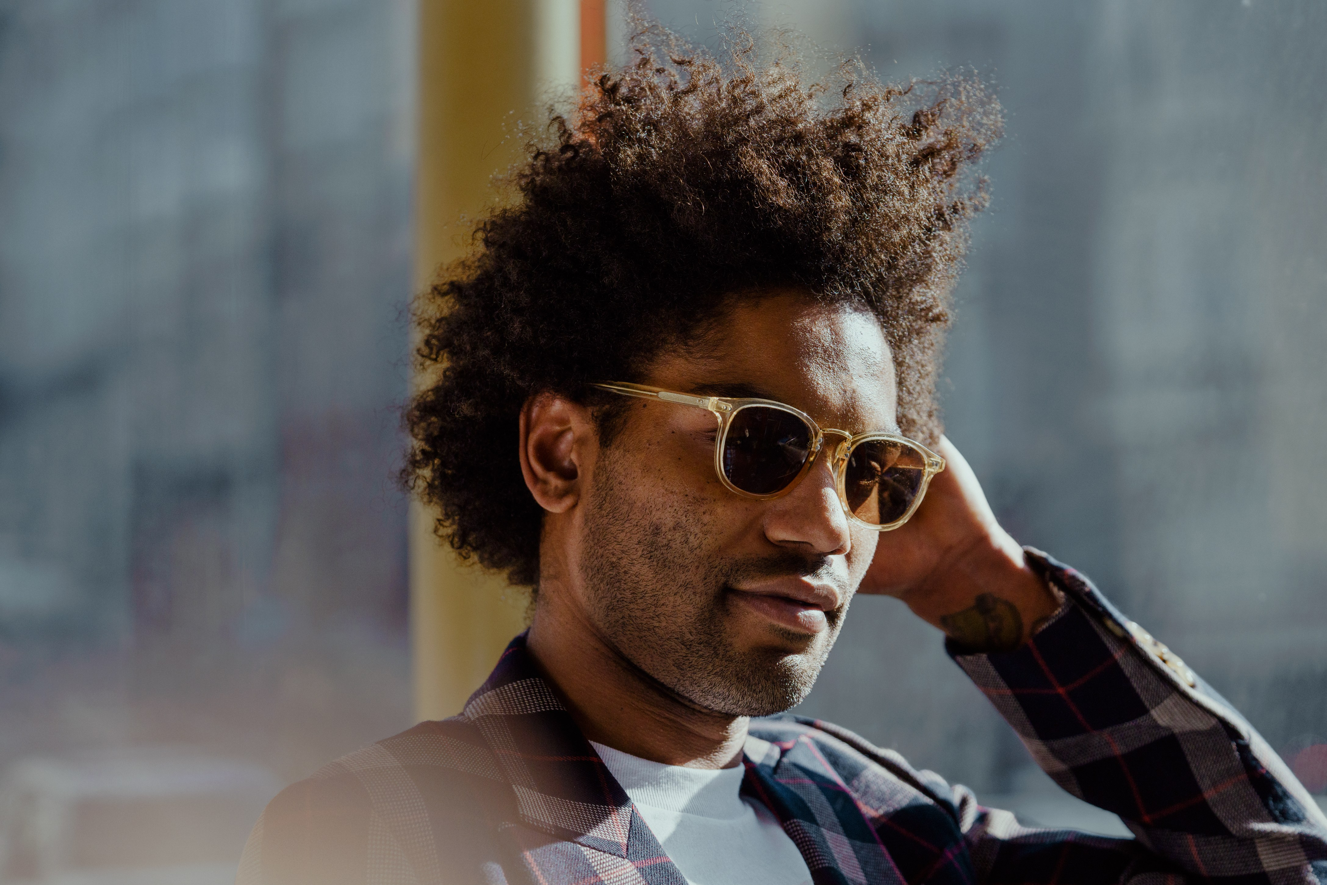 Clipart black and white man wearing sunglasses you rock vector transparent The 40 Best Sunglasses for Men in 2018 (So Far) | GQ vector transparent