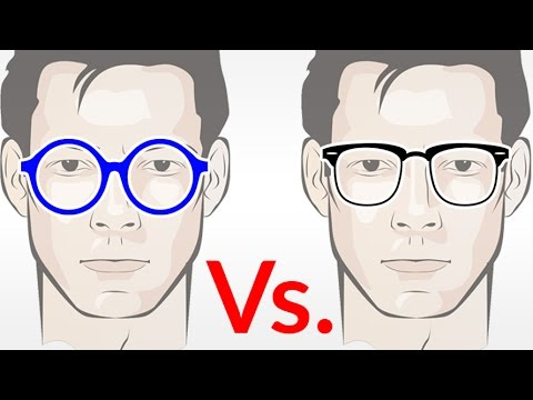Clipart black and white man wearing sunglasses you rock svg free download How To Look GREAT In Glasses | Find The Best Men\'s Eyeglasses svg free download
