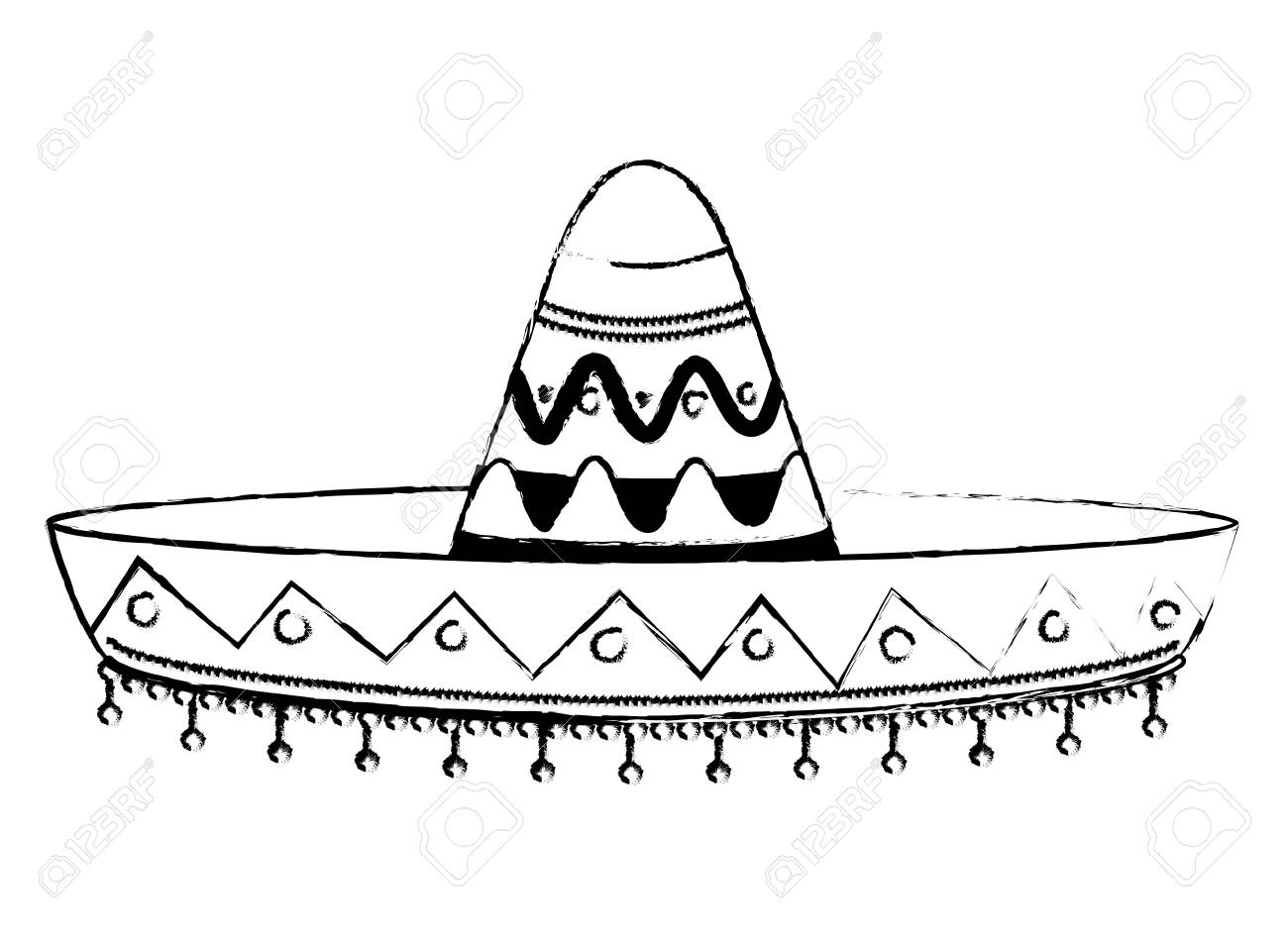 Clipart black and white mexico culture freeuse stock Mexican Drawings | Free download best Mexican Drawings on ClipArtMag.com freeuse stock
