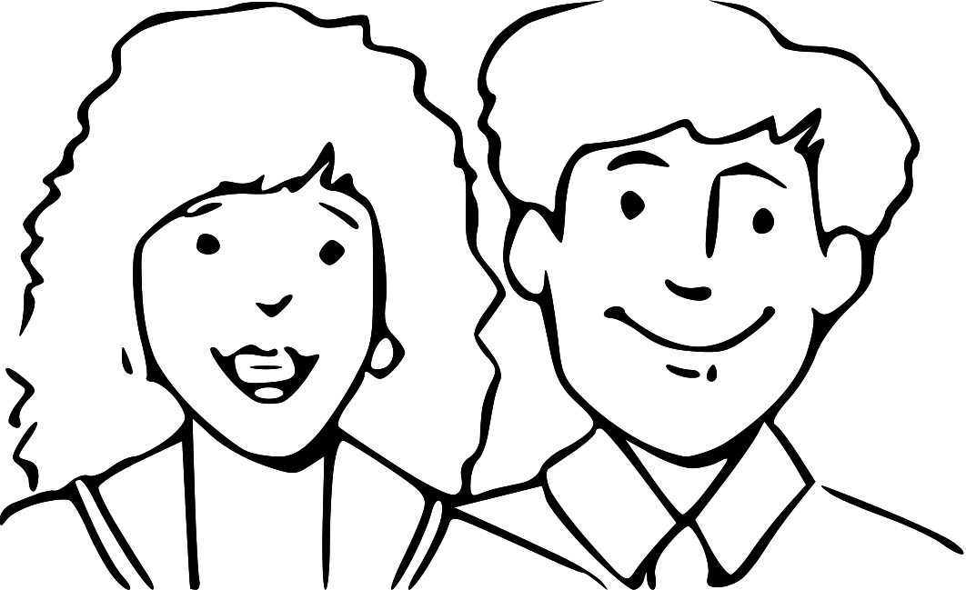 Father and mother clipart black and white image freeuse stock Free Mother Cliparts Black, Download Free Clip Art, Free Clip Art on ... image freeuse stock