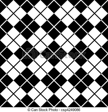 Clipart black and white patterns transparent stock Pattern clipart black and white - ClipartFest transparent stock
