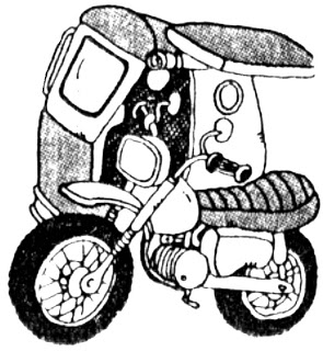 Tricycle clipart black and white for free download and use images in ... banner black and white