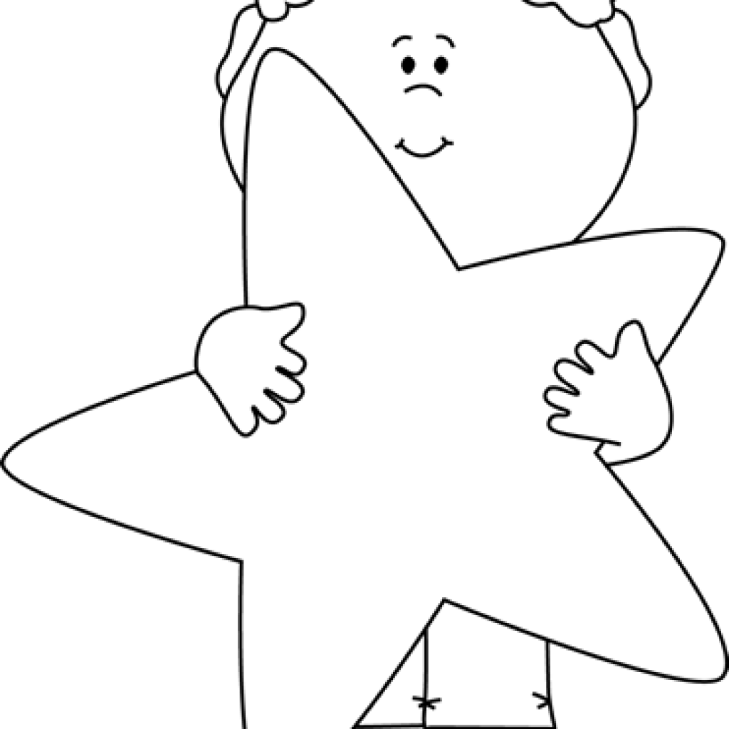 Clipart black and white star image download Star Clipart Black And White superhero clipart hatenylo.com image download