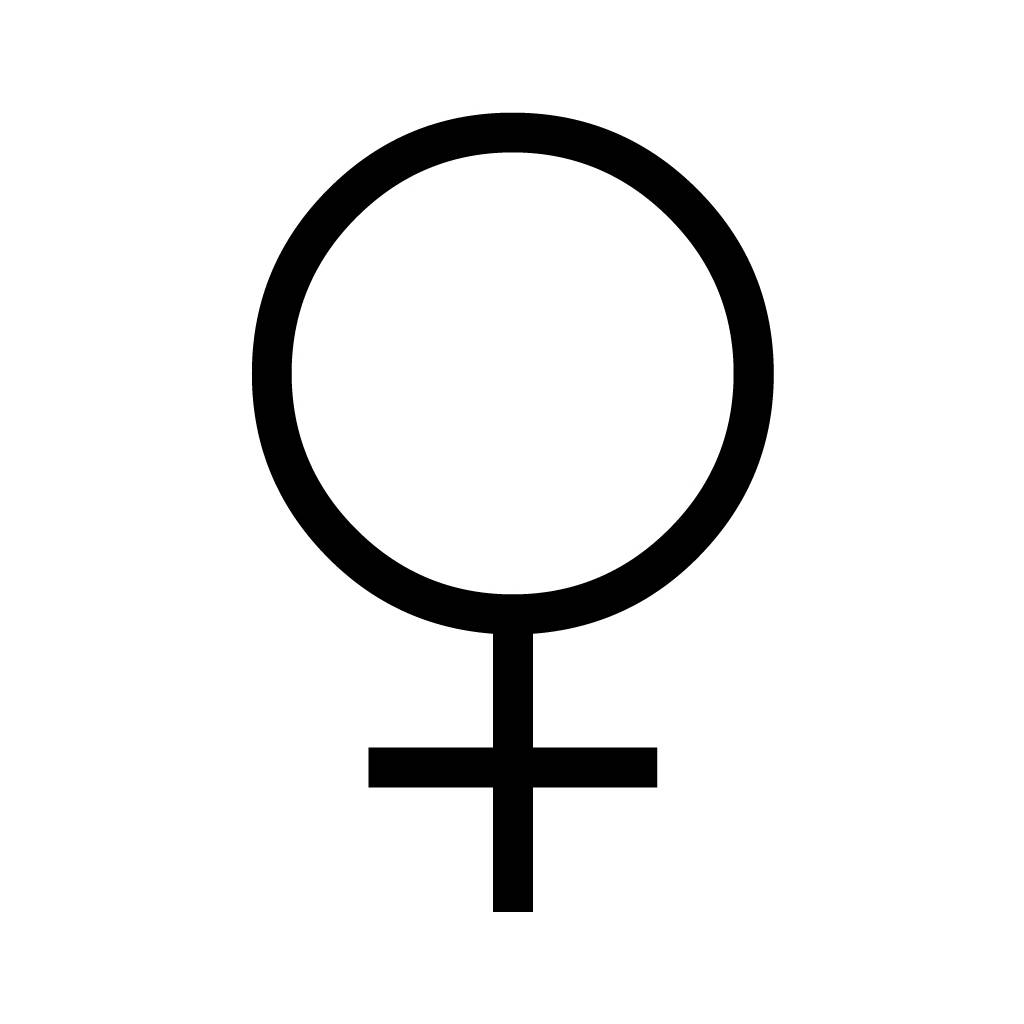 Clipart black and white symbol gender vintage image transparent download Free Woman Symbol Cliparts, Download Free Clip Art, Free Clip Art on ... image transparent download