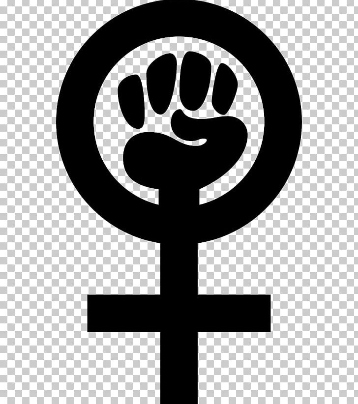 Clipart black and white symbol gender vintage banner freeuse Gender Symbol Female Feminism Women\'s Rights PNG, Clipart, Free PNG ... banner freeuse