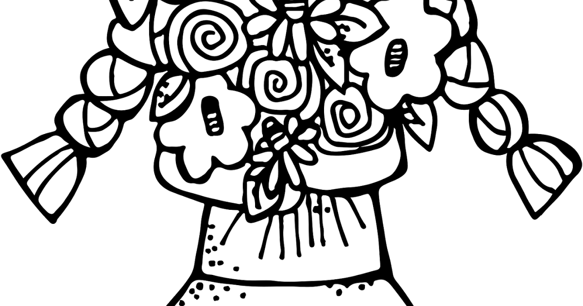 Clipart black and white turkey trouble book vector black and white download MelonHeadz: Free Welcome Spring clip art!!! vector black and white download