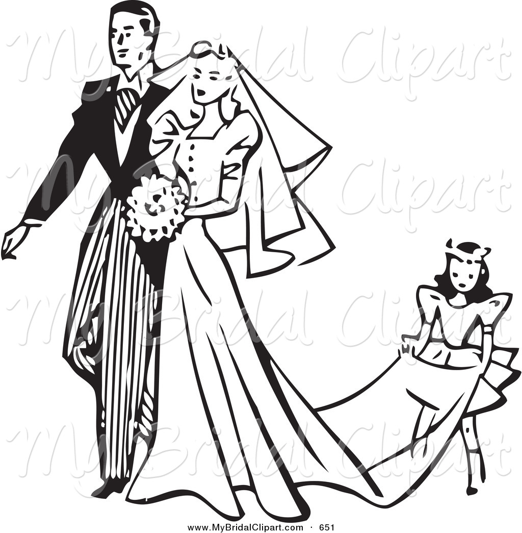 God and couple wedding clipart black and white svg library Wedding Clipart Black And White | Clipart Panda - Free Clipart Images svg library