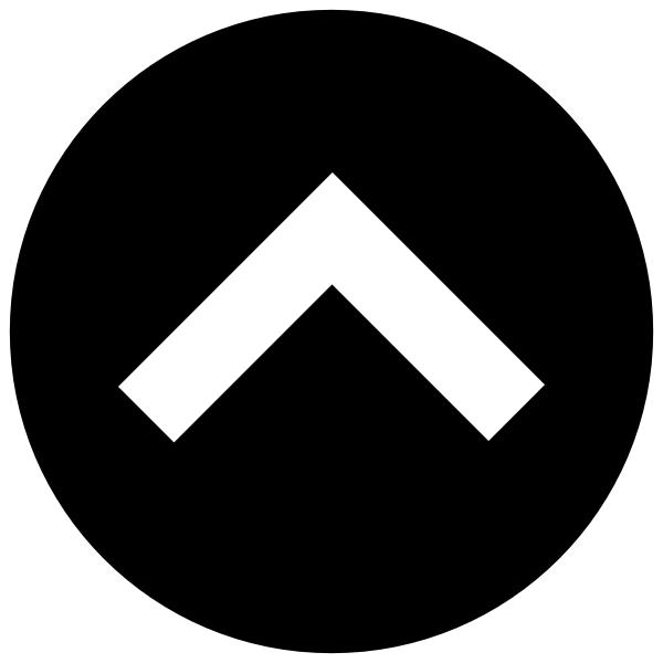 Clipart black arrow. Up clip art at