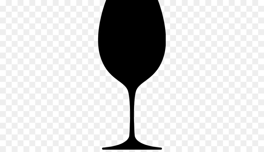 Clipart black background silhouette wine glass picture black and white download Silhouette Computer Icons Clip art - Wineglass png download - 512 ... picture black and white download