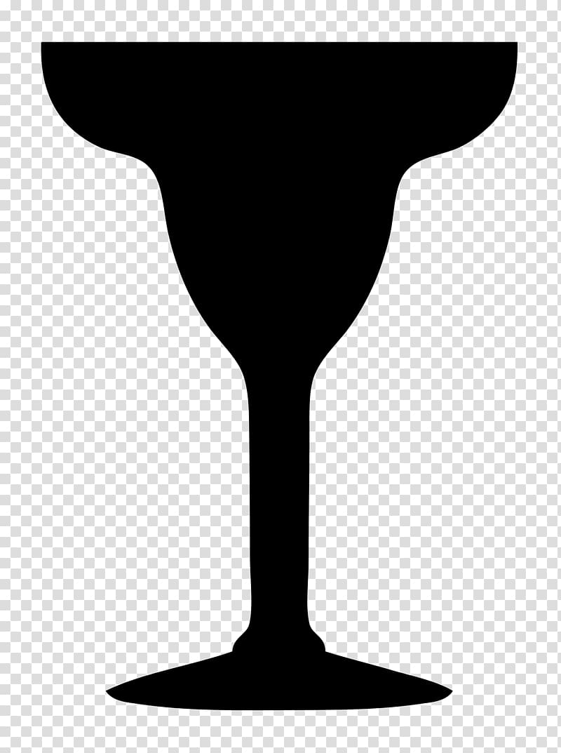 Clipart black background silhouette wine glass graphic transparent download Margarita Cocktail glass Silhouette Wine glass, Wineglass ... graphic transparent download