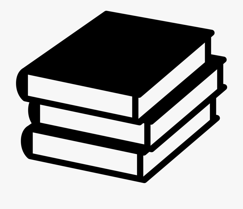 Clipart black boxes stacked clipart freeuse stock Stack Of Books Icon #137168 - Free Cliparts on ClipartWiki clipart freeuse stock