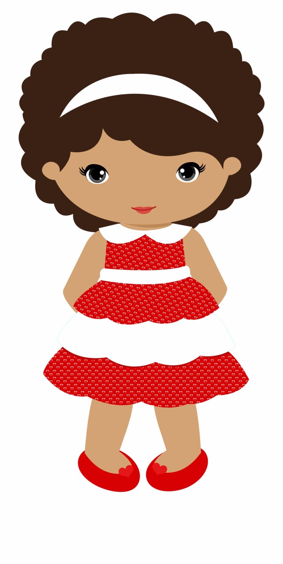 Clipart black girl