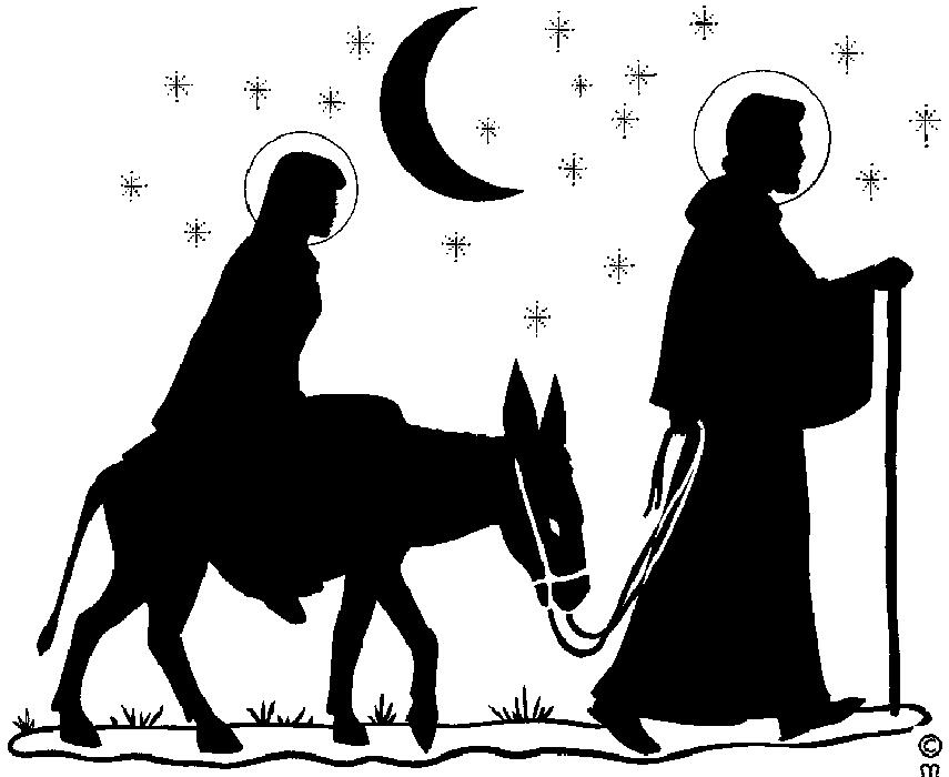Clipart black mary joseph and jesus photo jpg royalty free library Mary And Joseph Clipart | Free Download Clip Art | Free Clip Art ... jpg royalty free library