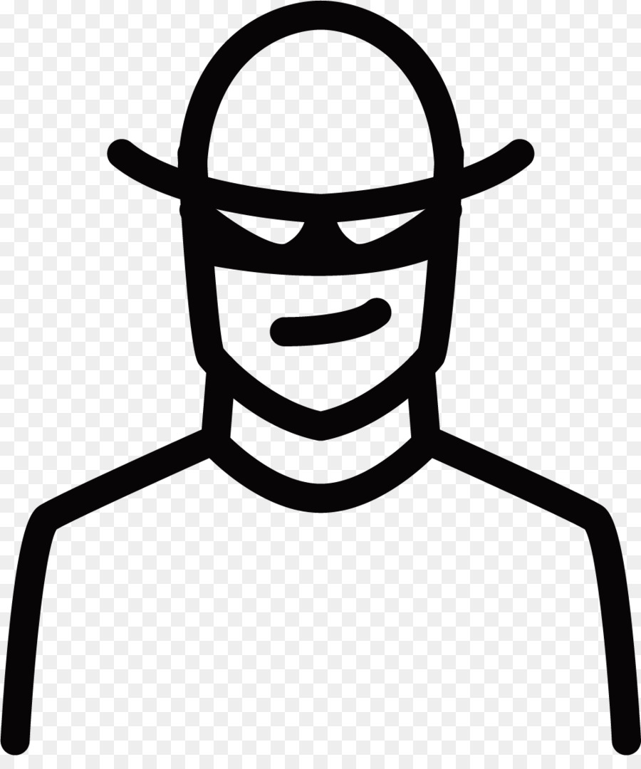 Clipart black of theif and white coverd face clip transparent download Theft Head png download - 1001*1180 - Free Transparent Theft png ... clip transparent download