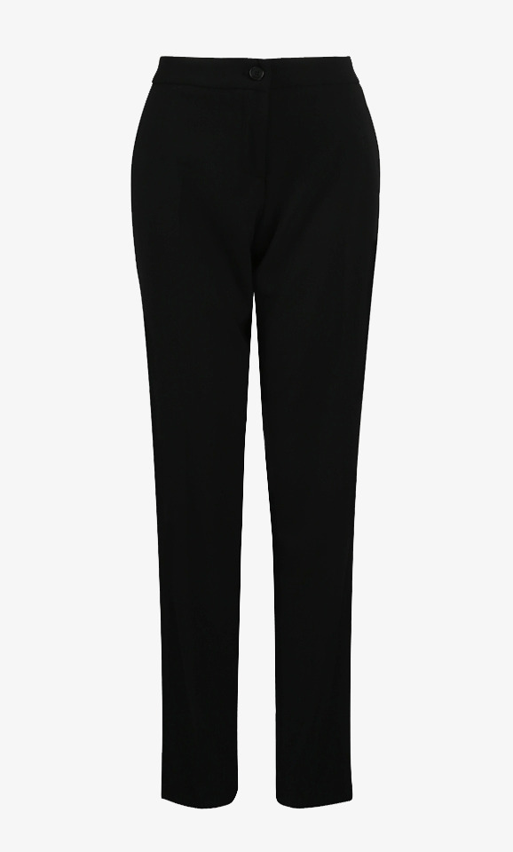 Clipart black pants svg download Lady Black Trousers, L #219736 - PNG Images - PNGio svg download