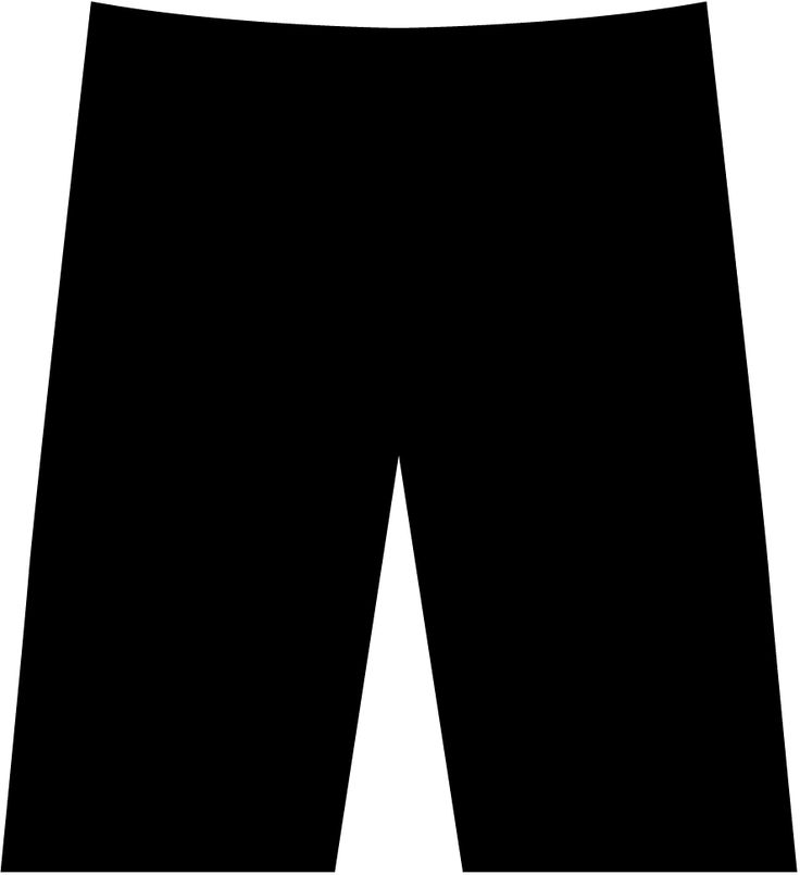 Clipart black pants picture free library Free Black Shorts Cliparts, Download Free Clip Art, Free Clip Art on ... picture free library