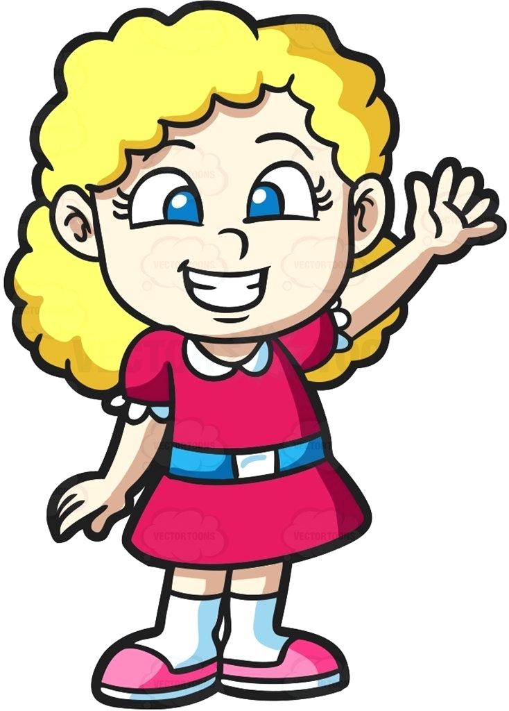 Happy clipart girl black picture black and white library Smiling Clip Art An Excited Little Girl Star Clipart Black And White ... picture black and white library