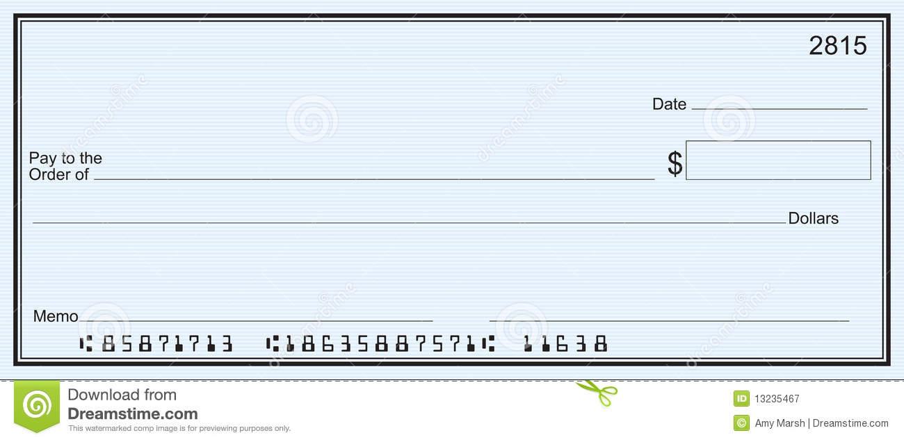 Clipart blank bank check vector royalty free download Clipart blank bank check - ClipartFest vector royalty free download