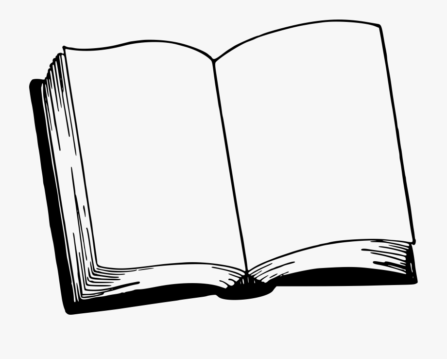 Clipart blank book jpg download Open Bible Clipart Image - Blank Open Book Clipart, Cliparts ... jpg download