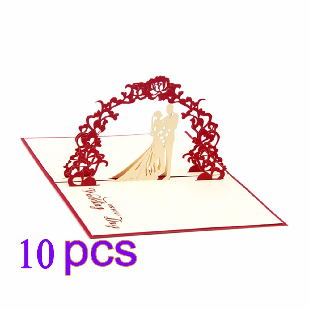 Clipart blessings and invitations png transparent stock 10PS Wedding Cards 3D Creative Wedding Invitation Blessing Card with Red  Cover Wedding Cards Invitation 2018 png transparent stock