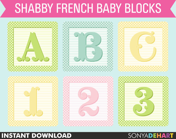 Clipart block letter vector freeuse download Alphabet Letter Squares Template – 21+ Free PSD, EPS , Format ... vector freeuse download
